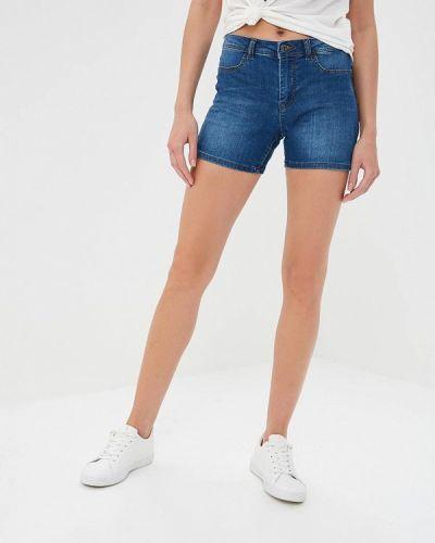 Джинсовые шорты синий Jacqueline De Yong