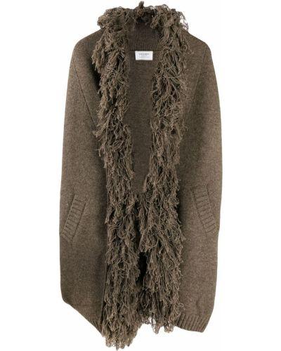 Длинное пальто вязаное оверсайз Snobby Sheep