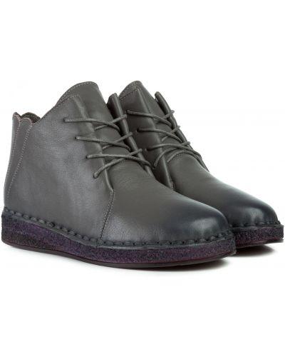 Ботинки - серые Meego Comfort