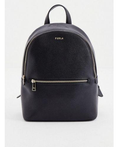 Черный зимний рюкзак Furla