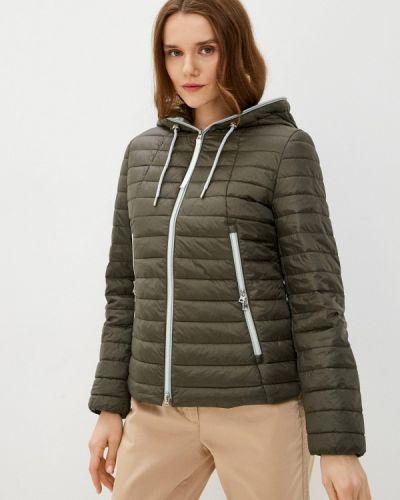 Утепленная куртка хаки Gerry Weber