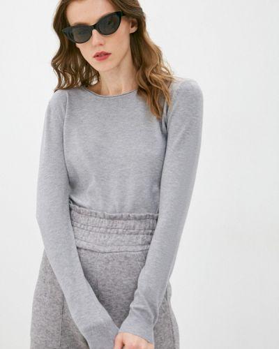 Серый джемпер B.style