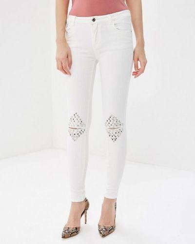 Белые джинсы Regular