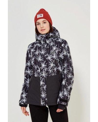 Черная горнолыжная куртка Rip Curl