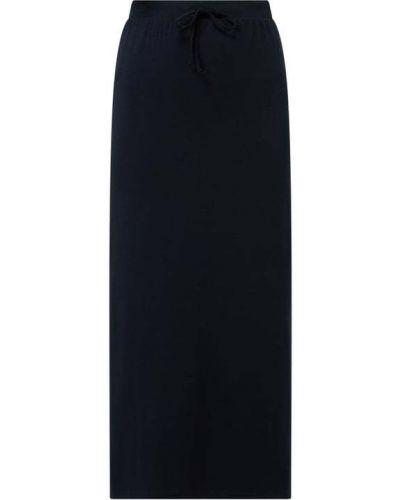 Długa spódnica bawełniana - niebieska Object
