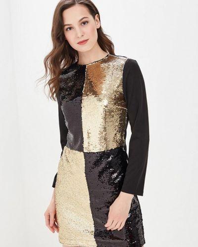 Вечернее платье золотое You&you