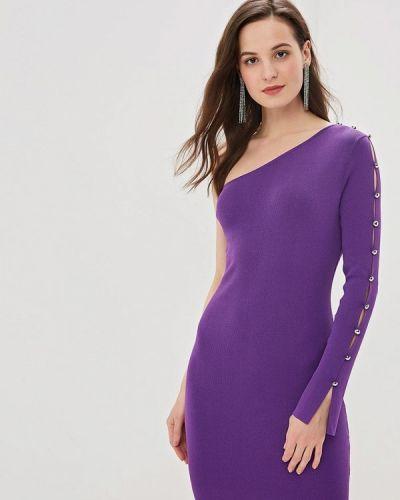 Вечернее платье фиолетовый You&you