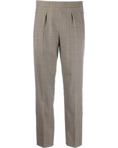 Шерстяные брюки - бежевые A.p.c.