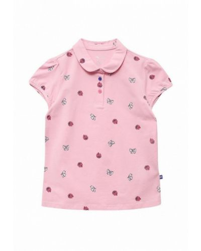 Розовая футболка Anta