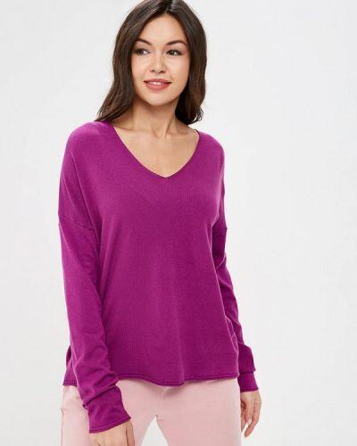 Фиолетовый пуловер United Colors Of Benetton