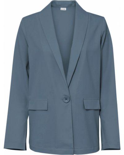 Серый пиджак с разрезом Bonprix
