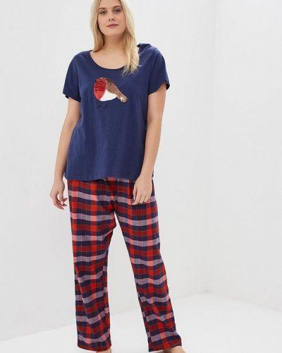 Пижама - синяя Dorothy Perkins Curve