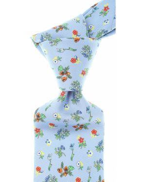 Krawat z jedwabiu Battistoni
