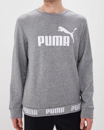 Толстовка серая Puma