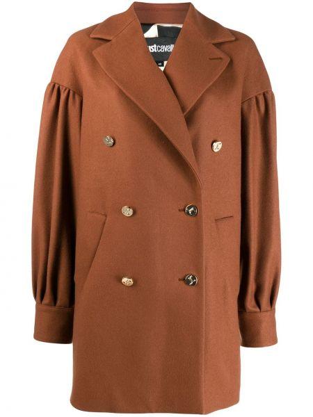 Пальто пальто двубортное Just Cavalli