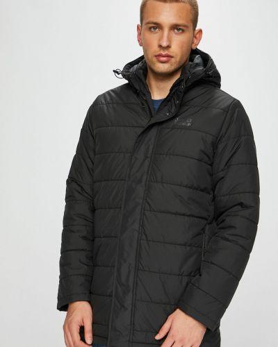 Утепленная куртка с капюшоном стеганая Jack Wolfskin