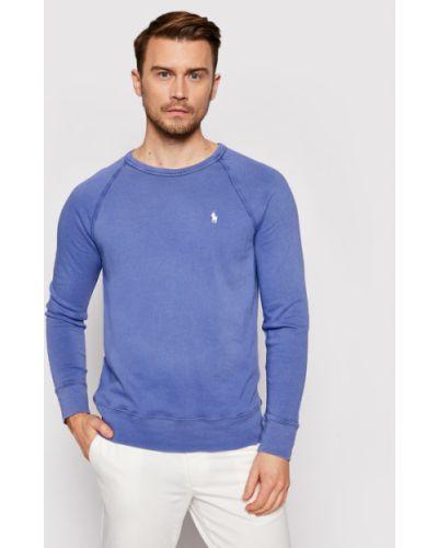 Fioletowa bluza Polo Ralph Lauren