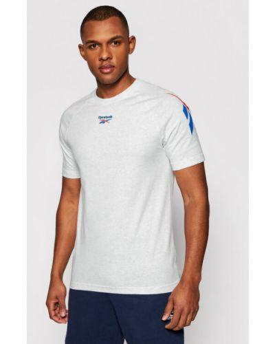 T-shirt - szara Reebok Classic