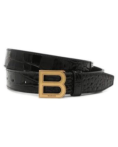 Кожаный ремень Balenciaga