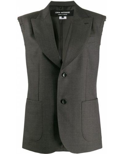 Пиджак с карманами с воротником Junya Watanabe