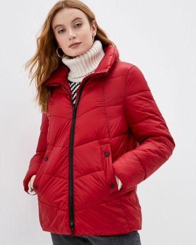 Утепленная красная куртка Gerry Weber