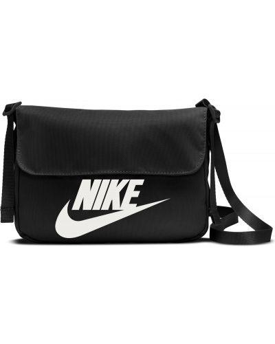 Черная сумка для тренировок Nike
