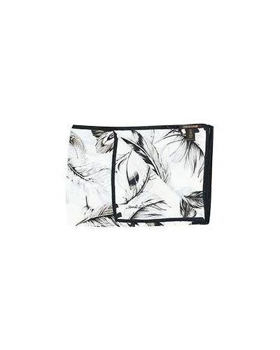 Белый платок Roberto Cavalli
