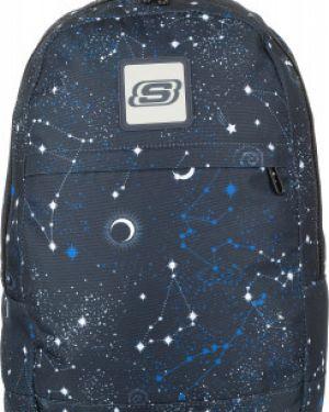Рюкзак спортивный синий Skechers