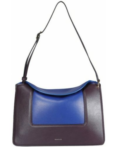 Niebieska torebka Wandler