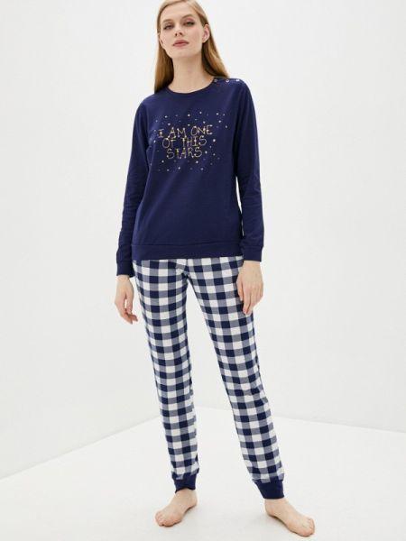 Пижама - синяя Relax Mode