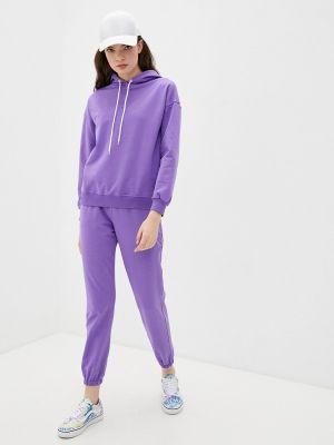 Костюмный фиолетовый спортивный костюм Vitacci