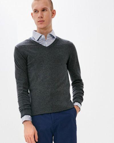 Серый пуловер Conte Of Florence