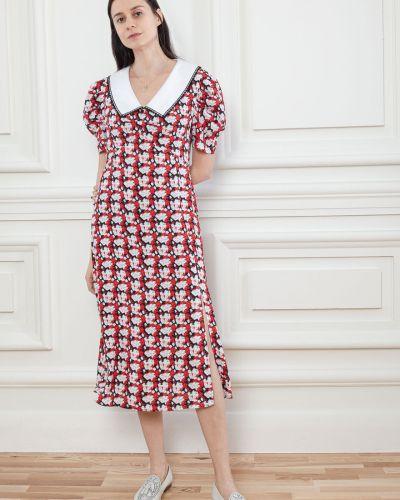 Платье из вискозы Dolcedonna