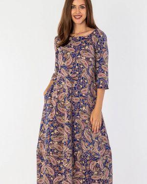 Разноцветное платье S&a Style