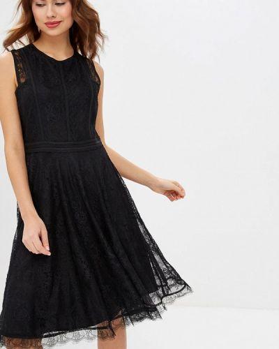 Вечернее платье - черное Lusio
