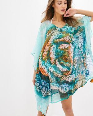 Пляжное платье индийский весеннее Indiano Natural