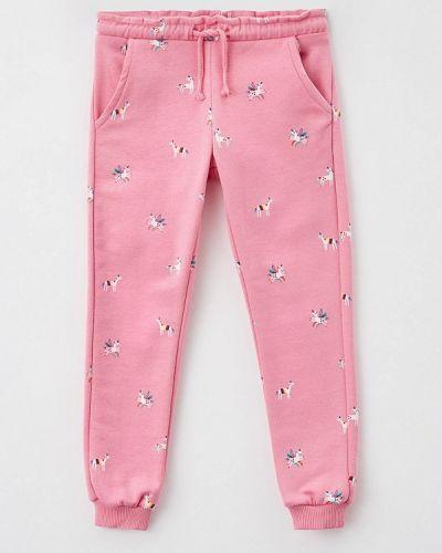 Розовые спортивные брюки Marks & Spencer