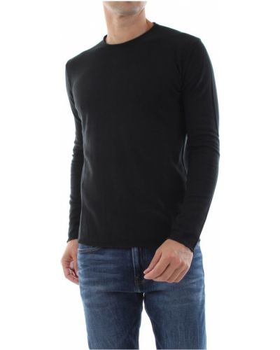 Czarny sweter Bomboogie