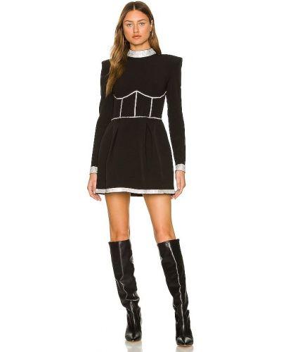Платье мини классическое - черное Bronx And Banco