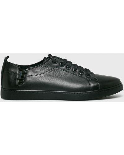 Туфли текстильные черные Badura