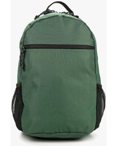Зеленый рюкзак городской Topman