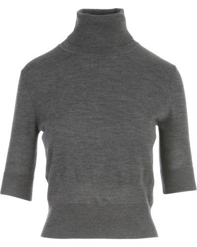 Szary sweter Aspesi