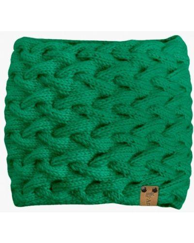 Зеленый шарф Anmerino