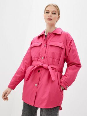 Утепленная куртка - розовая Vera Nicco