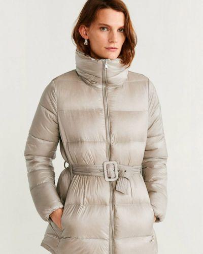 Зимняя куртка осенняя Mango