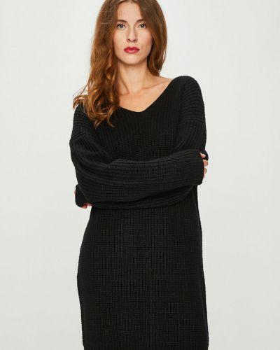 Вязаный свитер с V-образным вырезом в полоску Medicine