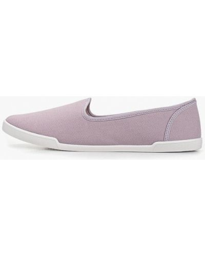 Слипоны бразильский фиолетовый Moleca