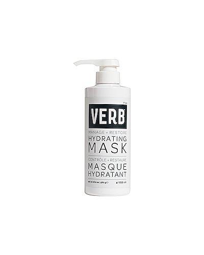 Деловая маска для волос свободного кроя Verb