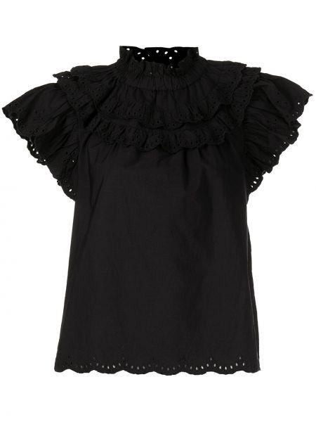 Блузка без рукавов - черная Sea