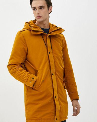 Парка - оранжевая Selected Homme